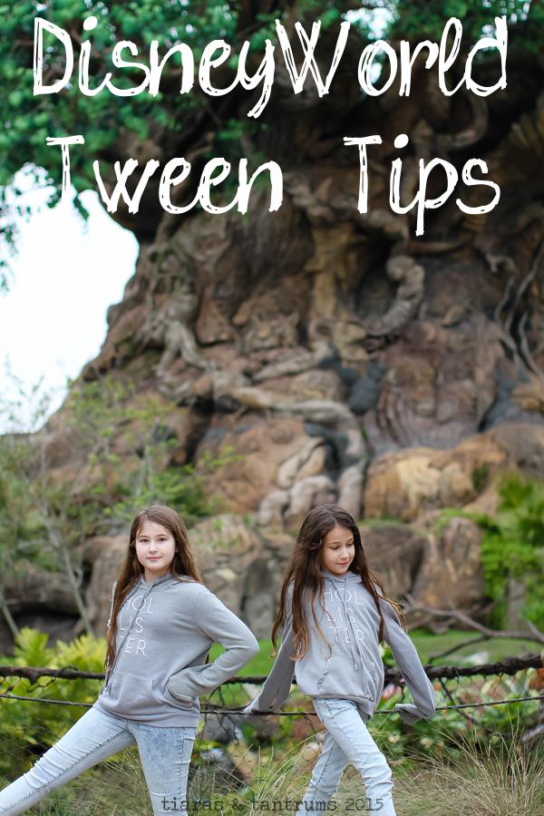 Tween Tips to Make the Most of DisneyWorld #WDWBigFun