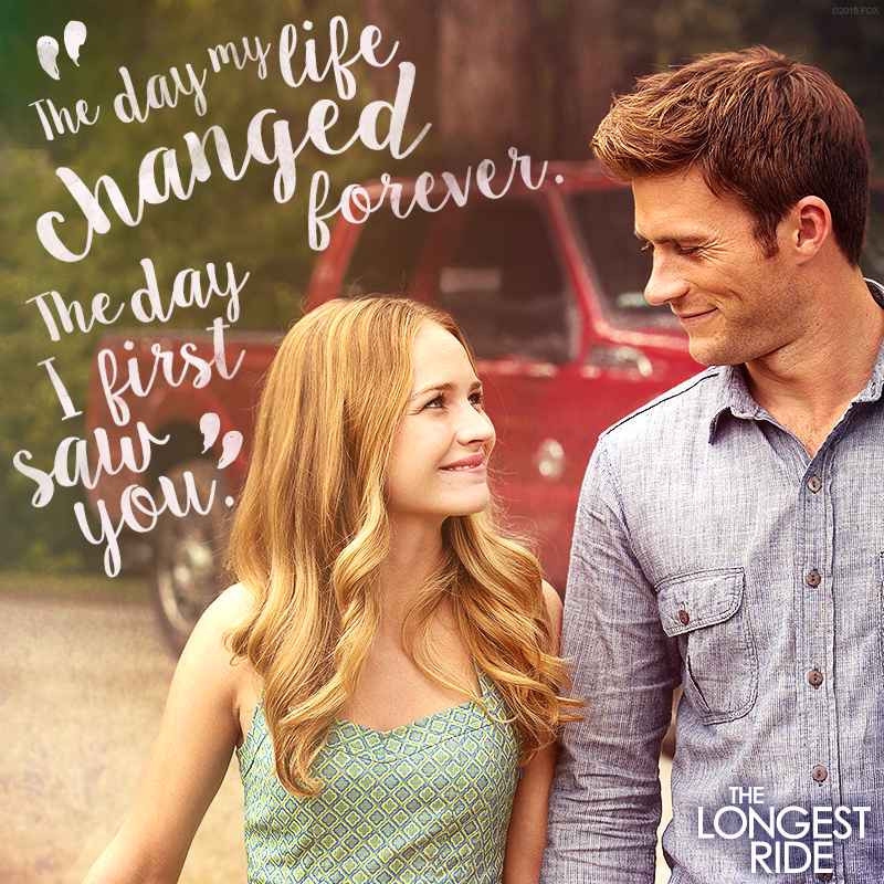 The Longest Ride is Riding Your Way! July 14th #InsidersLongestRide