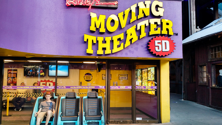 Ripley's Attractions in Tennessee for Tweens & Teens
