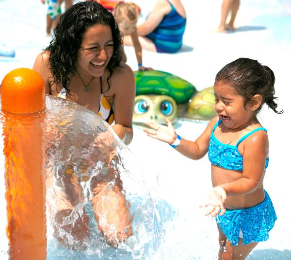 Magic Waters Waterpark FUN with Tweens & Teens