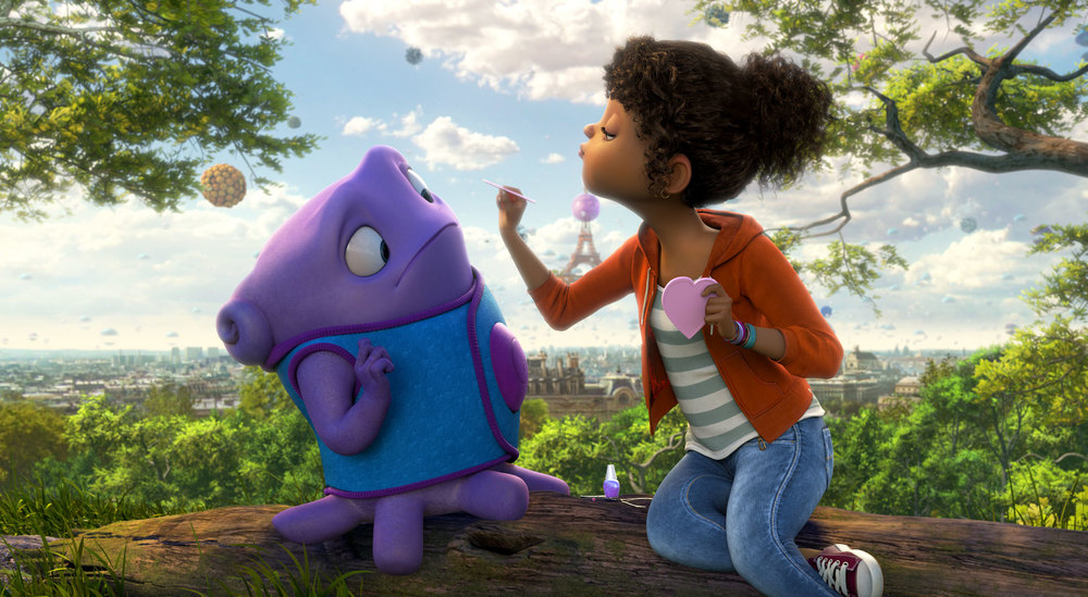HOME- ARRIVES ON DVD JULY 28 {Giveaway} #HomeInsiders