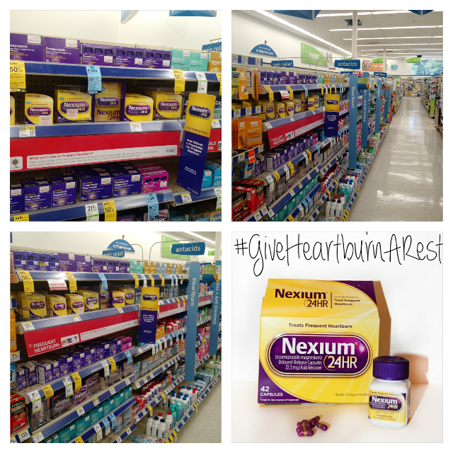Get Ready for Summer with Nexium #giveheartburnarest