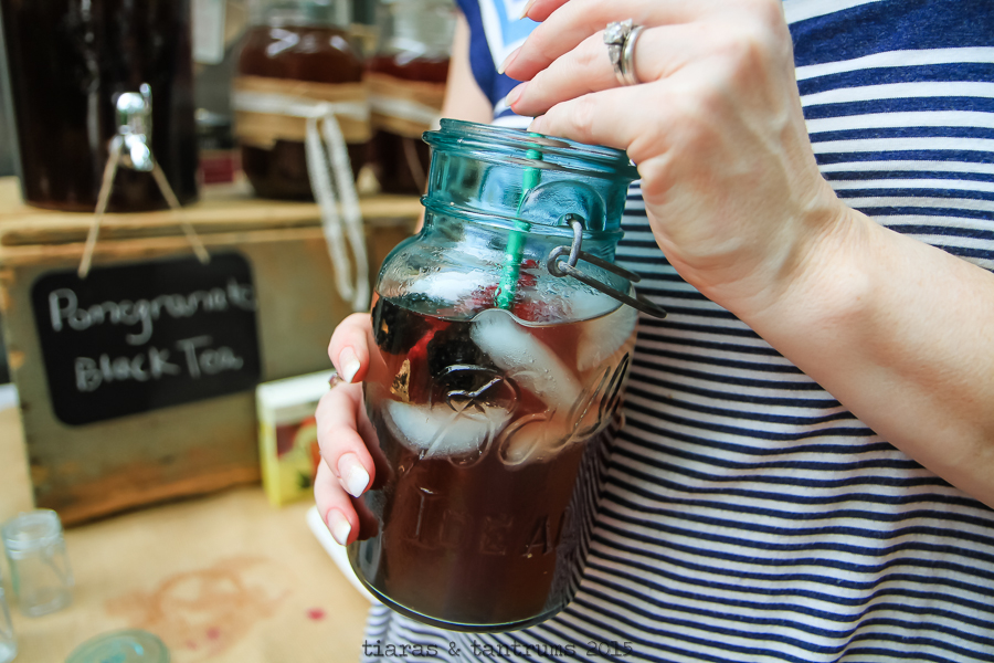 Summer ENTERTAINING with Bigelow Iced Teas + tips for crafting a great iced tea #MeAndMyTea