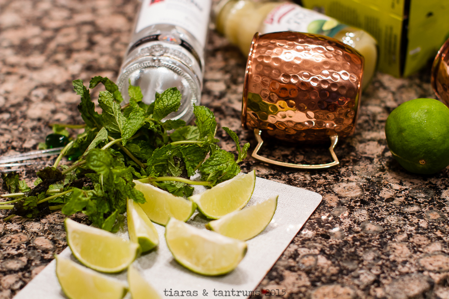 Moscow Mules Cocktail Recipe