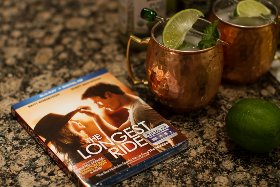 Moscow Mules Cocktail Recipe + Date Night