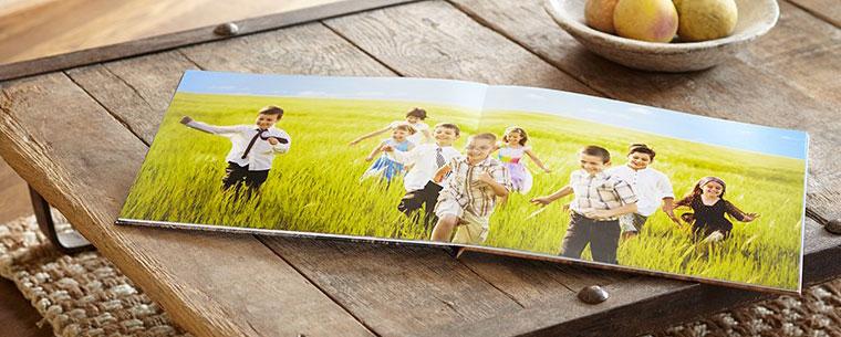 AdoramaPix - Lay Flat Photo Books