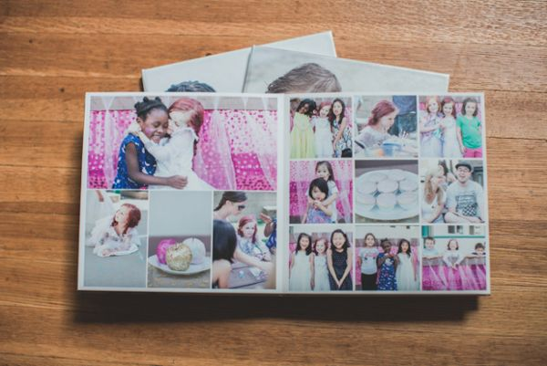 The Ultimate Lay Flat Photo Book by AdoramaPix