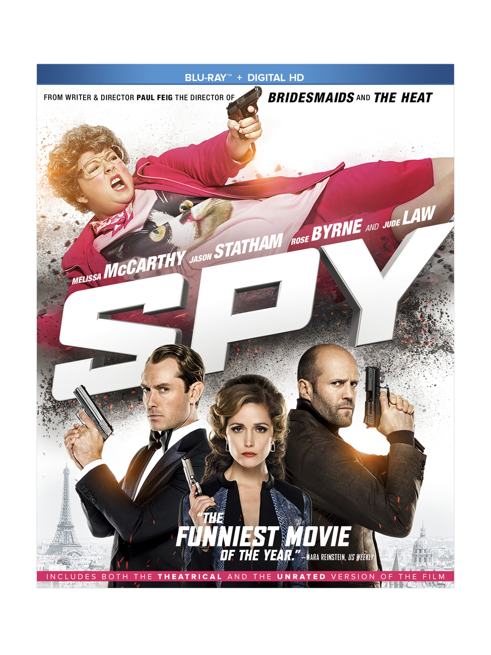 SPY | DVD Giveaway #SpyInsiders