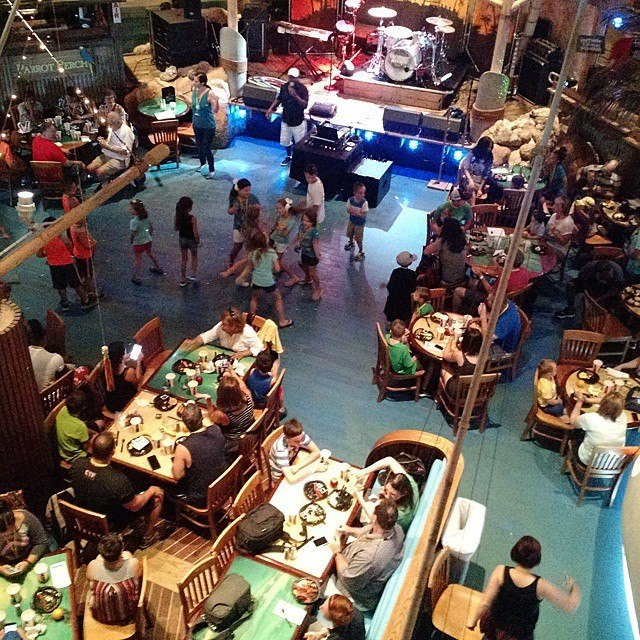 Jimmy Buffet's Margaritaville #FamilyForward