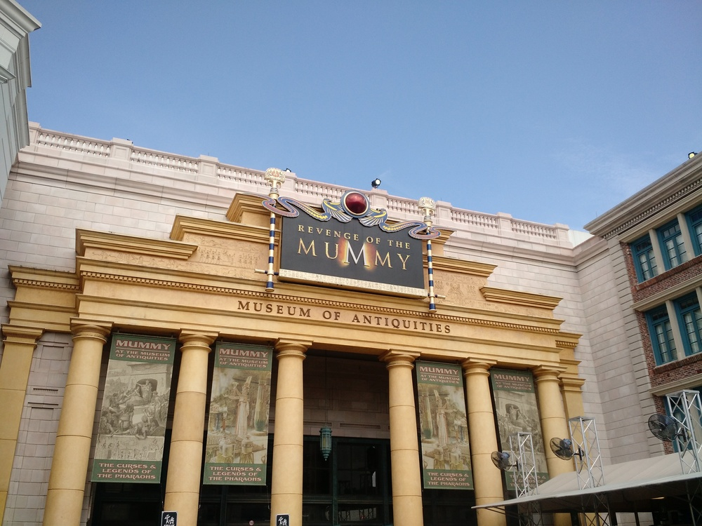 VIP Experience #FamilyForward Universal Studios