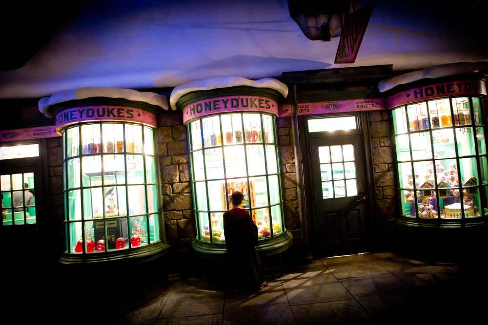 The Wizarding World of Harry Potter #FamilyForward
