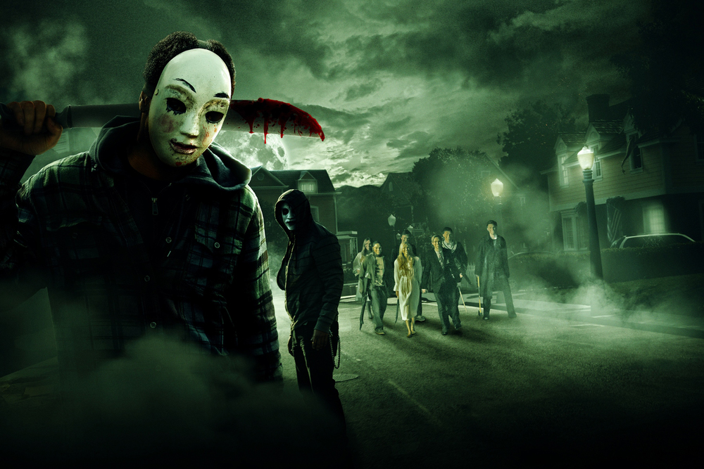 Halloween Horror Nights at Universal Studios Orlando