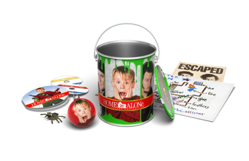 Home Alone 25th Anniversary Gift Set #HomeAloneInsiders