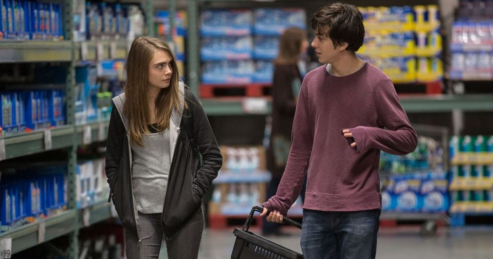PAPER TOWNS Blu-ray/DVD #PaperTownsInsiders {Giveaway}