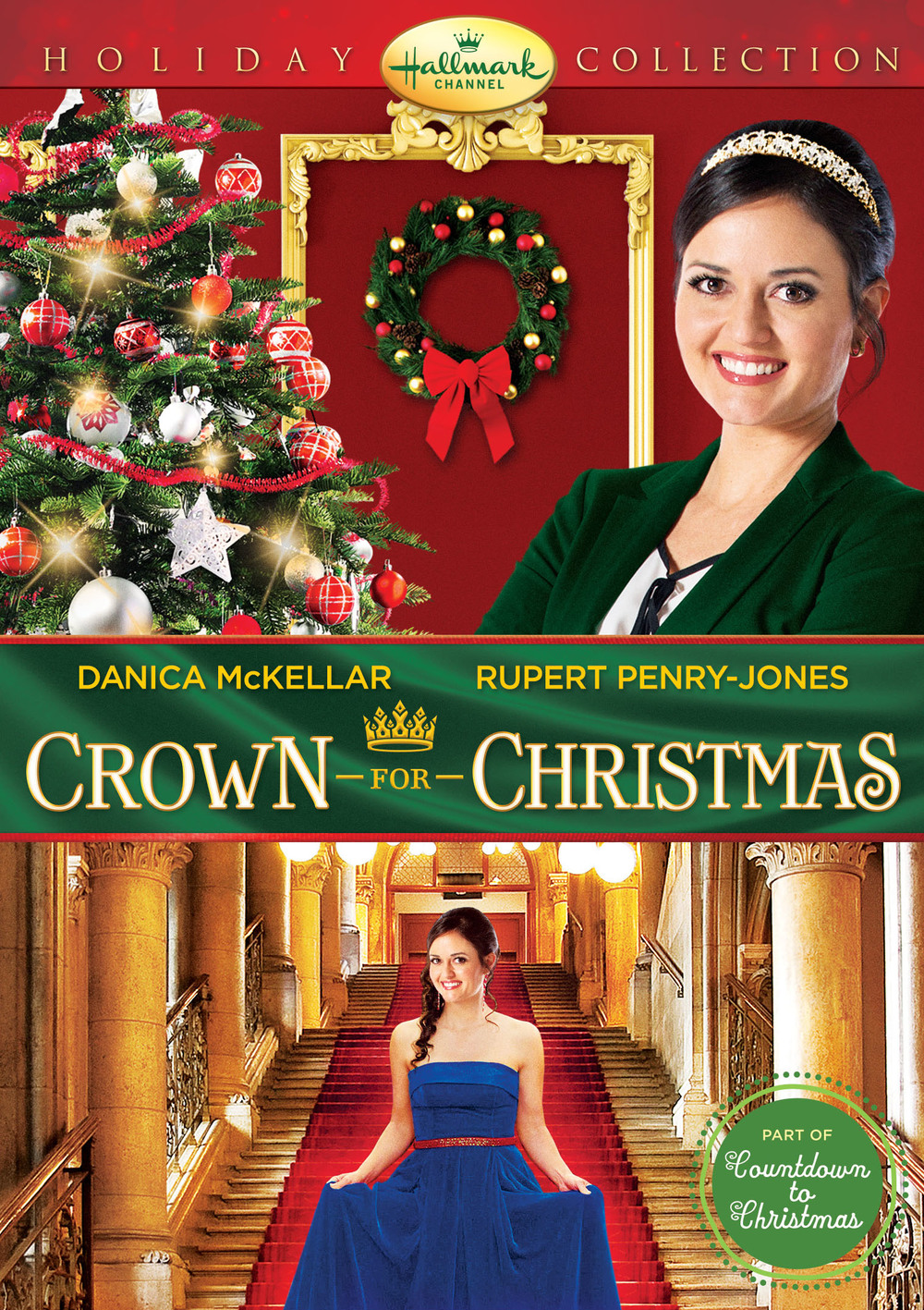 Hallmark's Holiday Collection DVDs