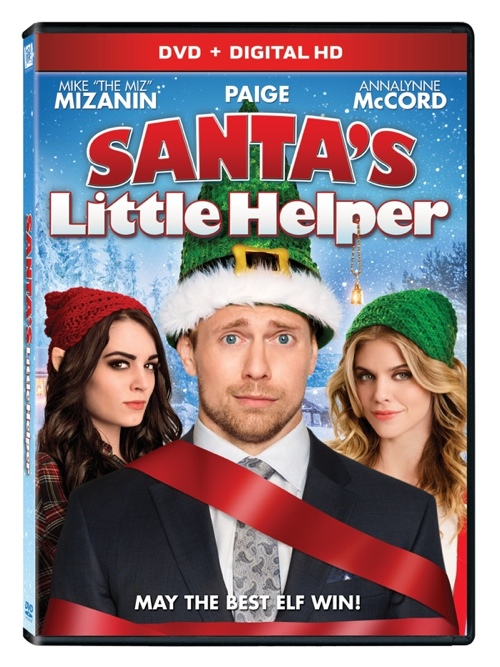 Santa's Little Helper DVD | Giveaway #SantasInsiders