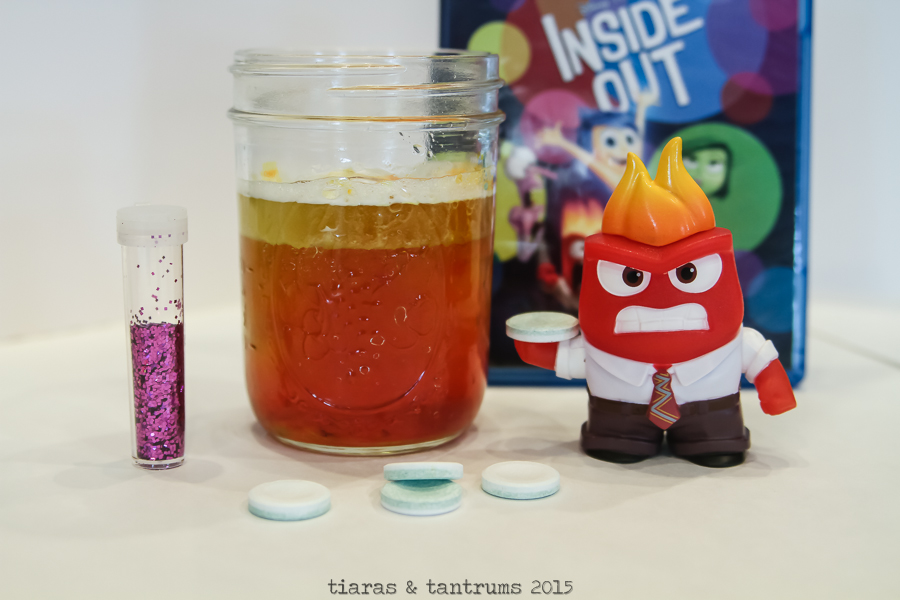 INSIDE OUT MOVIE PROJECTS WITH S.T.E.M. FOR TWEEN GIRLS #InsideOutEmotions