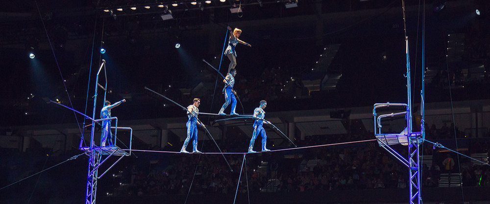 Ringling Bros and Barnum & Bailey® in Chicago Presents Circus XTREME #CircusXtreme