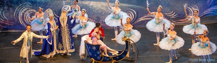 GREAT RUSSIAN NUTCRACKER Rosemont Theatre | Review