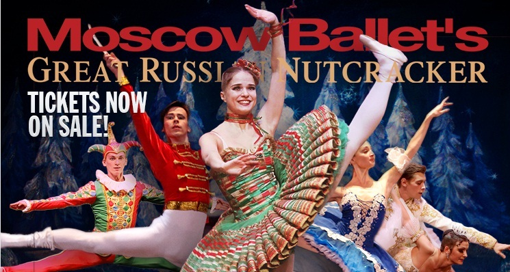 GREAT RUSSIAN NUTCRACKER Rosemont Theatre | Review
