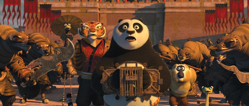 Kung Fu Panda 3 DVD Giveaway #PandaInsiders