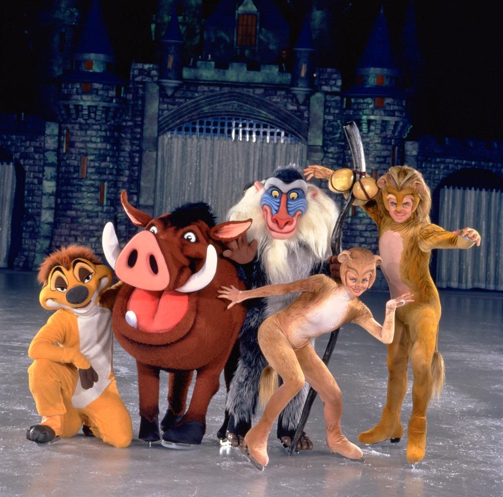 Disney on Ice Presents: 100 Years of Magic #DisneyOnIce #Chicago