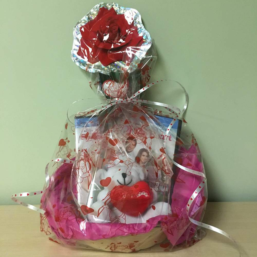 Get Ready for a Romantic Valentine's Day with ALL OF MY HEART and SO YOU SAID YES Gift Basket