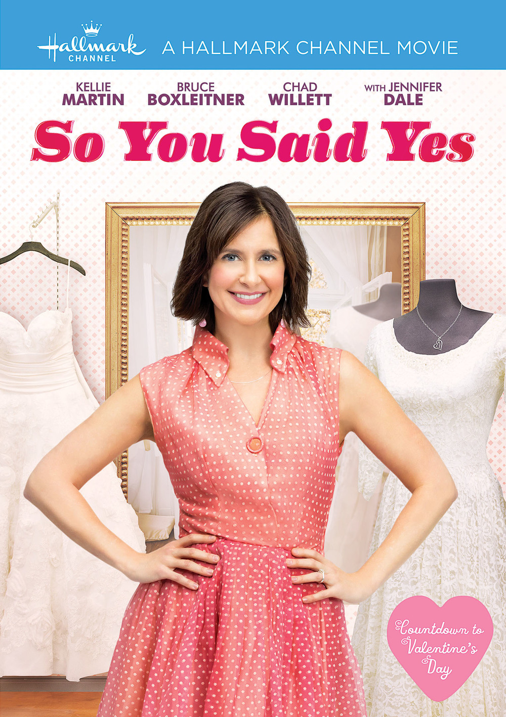 Get Ready for a Romantic Valentine's Day with ALL OF MY HEART and SO YOU SAID YES DVDss