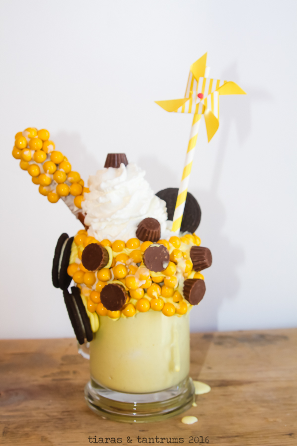 Charlie Brown Milkshake