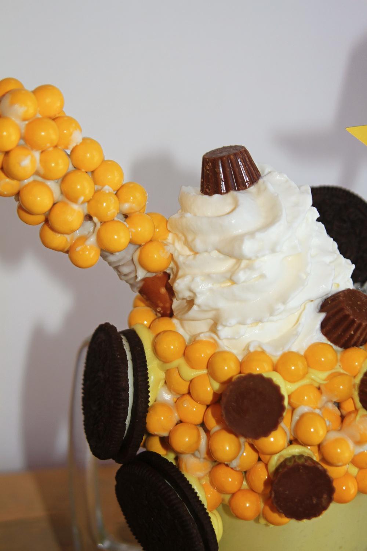 Charlie Brown Milkshake