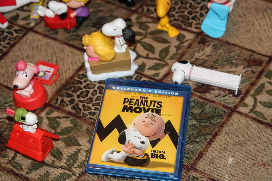 Charlie Brown PEANUTS Springtime Party #PEANUTSINSIDERS