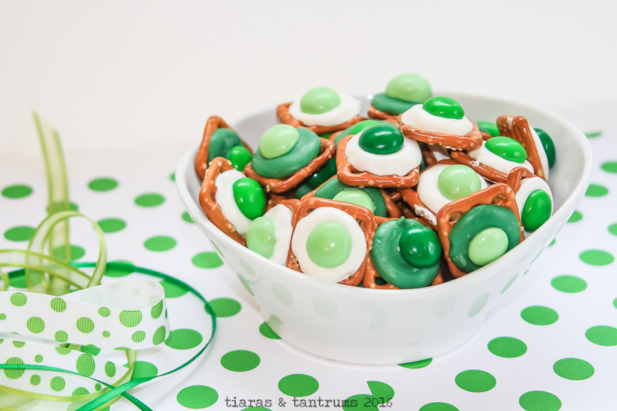 St Patrick's Day Pretzel Bites AND The Best TV Shows to Stream on Netflix this March