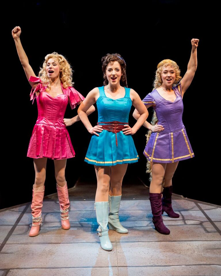 Cinderella . . . After The Ball at The Marriott Theatre for Young Audiences {Review}