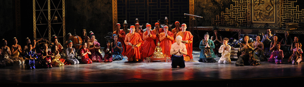 The King & I | Lyric Opera of Chicago #LyricKing