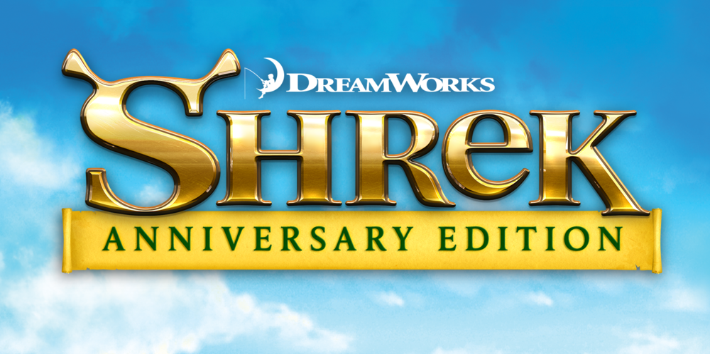 SHREK 15TH ANNIVERSARY #Shrek15Insiders