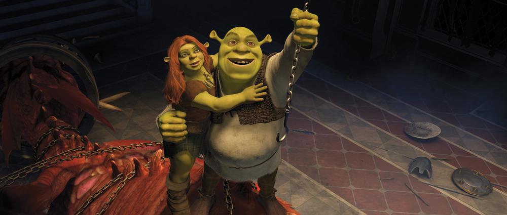 SHREK 15TH ANNIVERSARY {Giveaway} #Shrek15Insiders