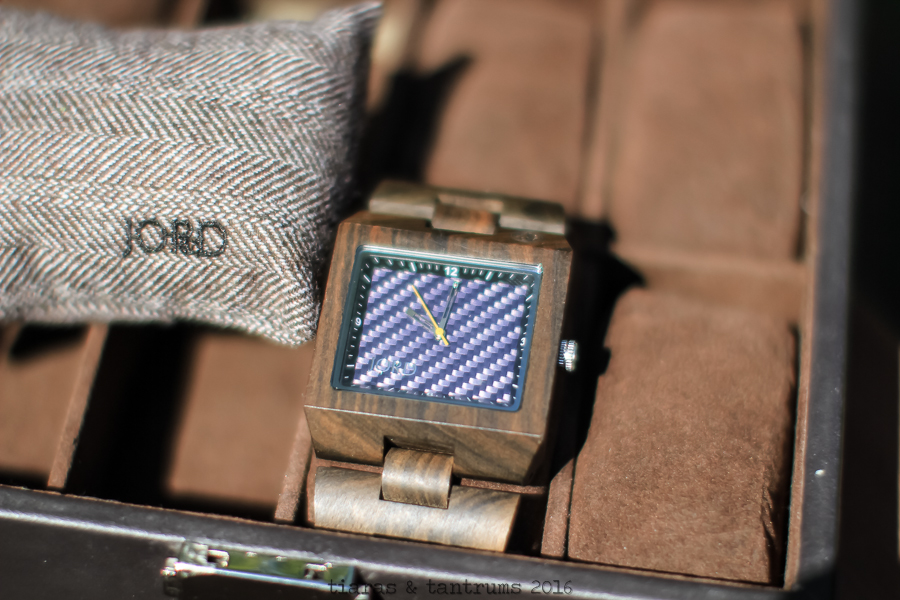 Great Gifts For Men JORD Wood Watches