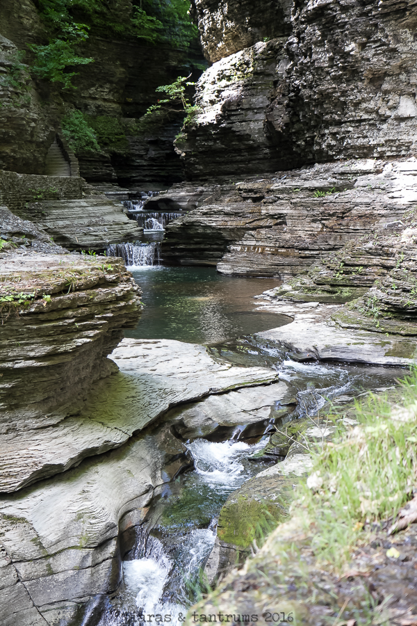 Places to Go This Summer Watkins Glen State Park