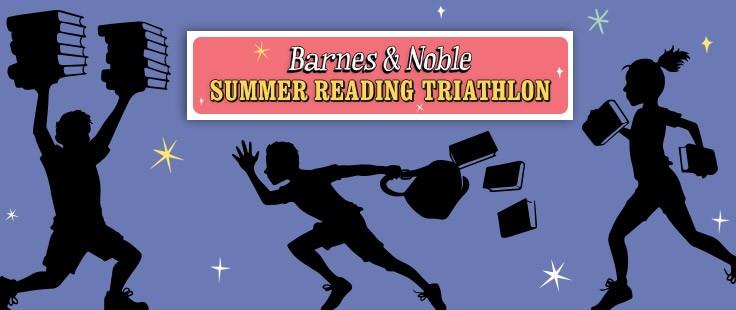 Image Courtesty of Barnes & Noble Summer Reading