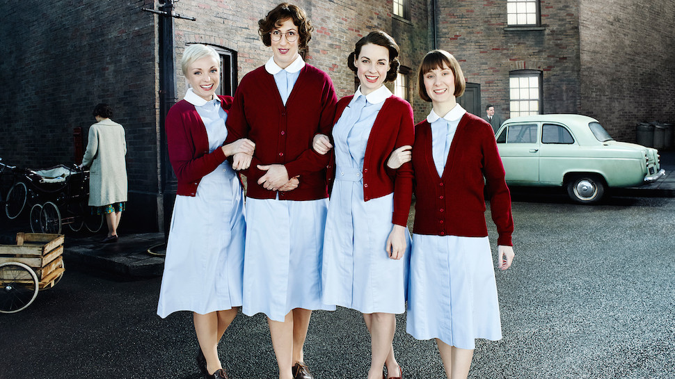 The 7 Best Summer TV Shows  Call the Midwife #Netflix #StreamTeam