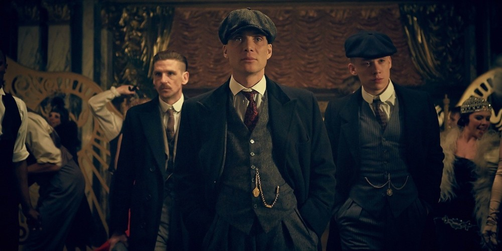 The 7 Best Summer TV Shows Peaky Blinders #Netflix #StreamTeam