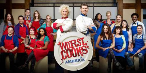 The 7 Best Summer TV Shows #StreamTeam #Netflix The Worst Cooks in America