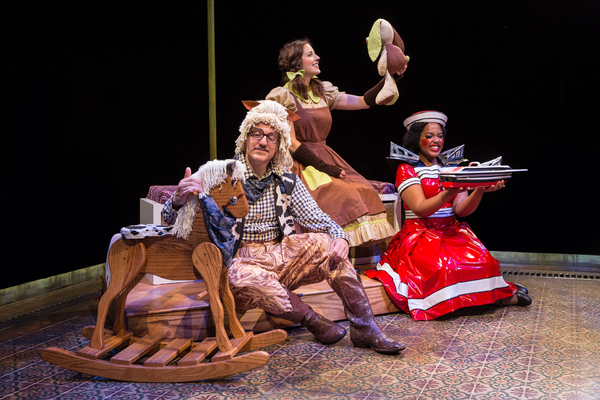 The Velveteen Rabbit at The Marriott Theatre for Young Audiences {Review}