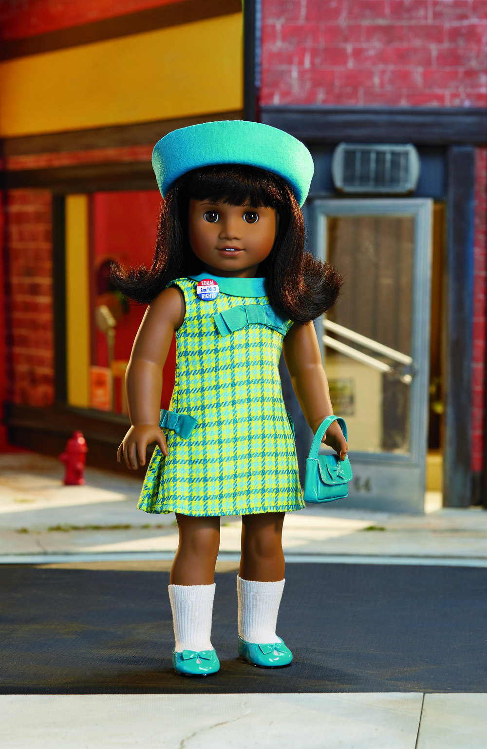 Meet Melody Ellison - American Girl's New BeForever Character