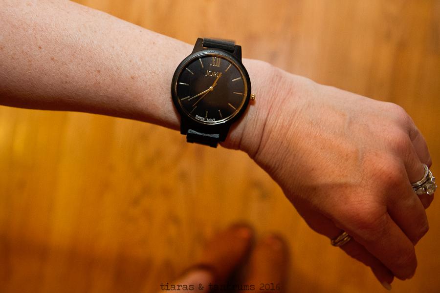 A Timeless Essential JORD women's Wood Watch #WearJORD
