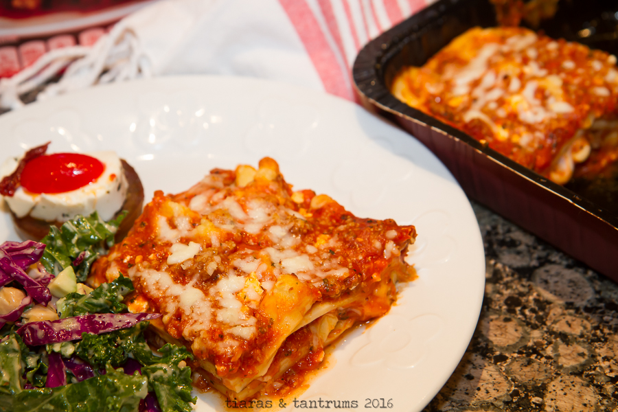 Lasagna Anyone?