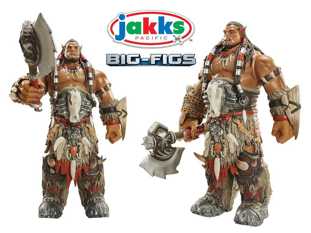 JAKKS PACIFIC'S BIG-FIGS™: