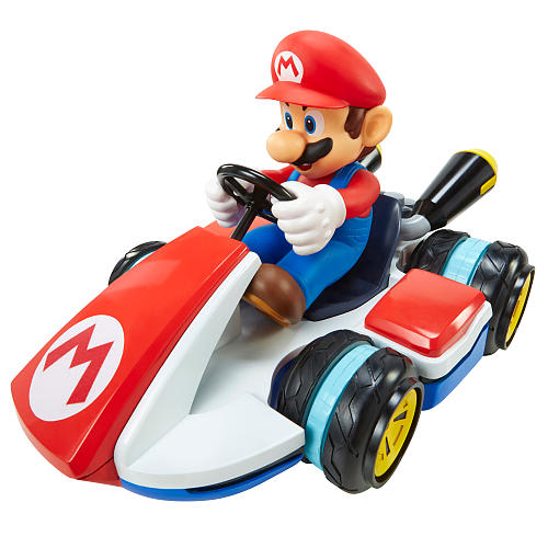 JAKKS PACIFIC'S WORLD OF NINTENDO® MARIO KART TAPE RACERS™