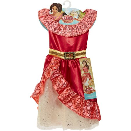 JAKKS PACIFIC'S  ELENA OF AVALOR: ELENA ROYAL BALL GOWN: