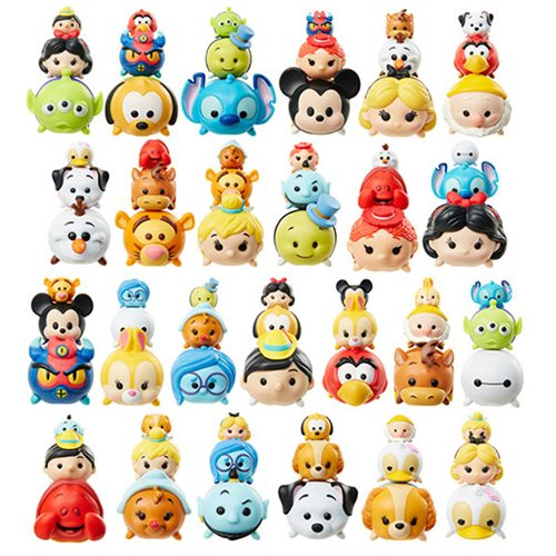 JAKKS PACIFIC'S TSUM TSUM MARVEL COLLECTIBLE FIGURES